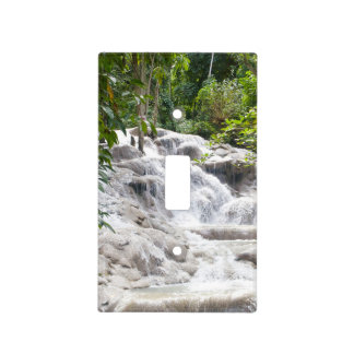 Customize Dunn's River Falls photo Light Switch Covers