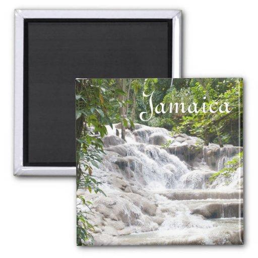 Customize Dunn's River Falls photo Fridge Magnet