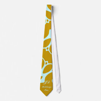 Customize Elegant Abstract Tie