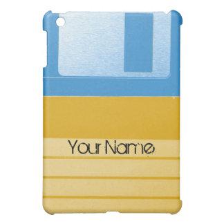 Customize Floppy Disc Personalize Retro iPad Mini Cases