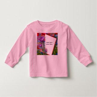 customize frame toddler apparel tee shirt