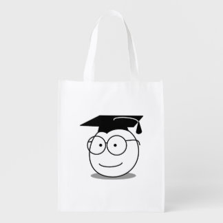Customize Funny Graduation gift Bag Accessories Grocery Bag