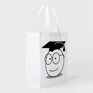Customize Funny Graduation gift Bag Accessories Market Totes
