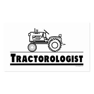 Customize Funny Tractor Business Card Templates