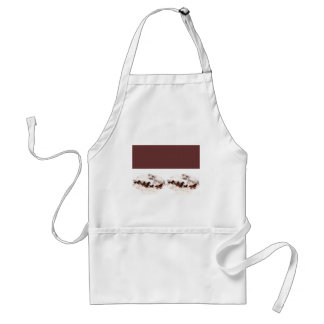 Customize Horse Party Invitations and Cards Adult Apron