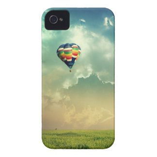 Customize Hot Air Balloon iPhone 4 Case-Mate Cases