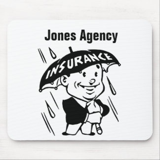 Customize Insurance Agent or Agency Mouse Pad
