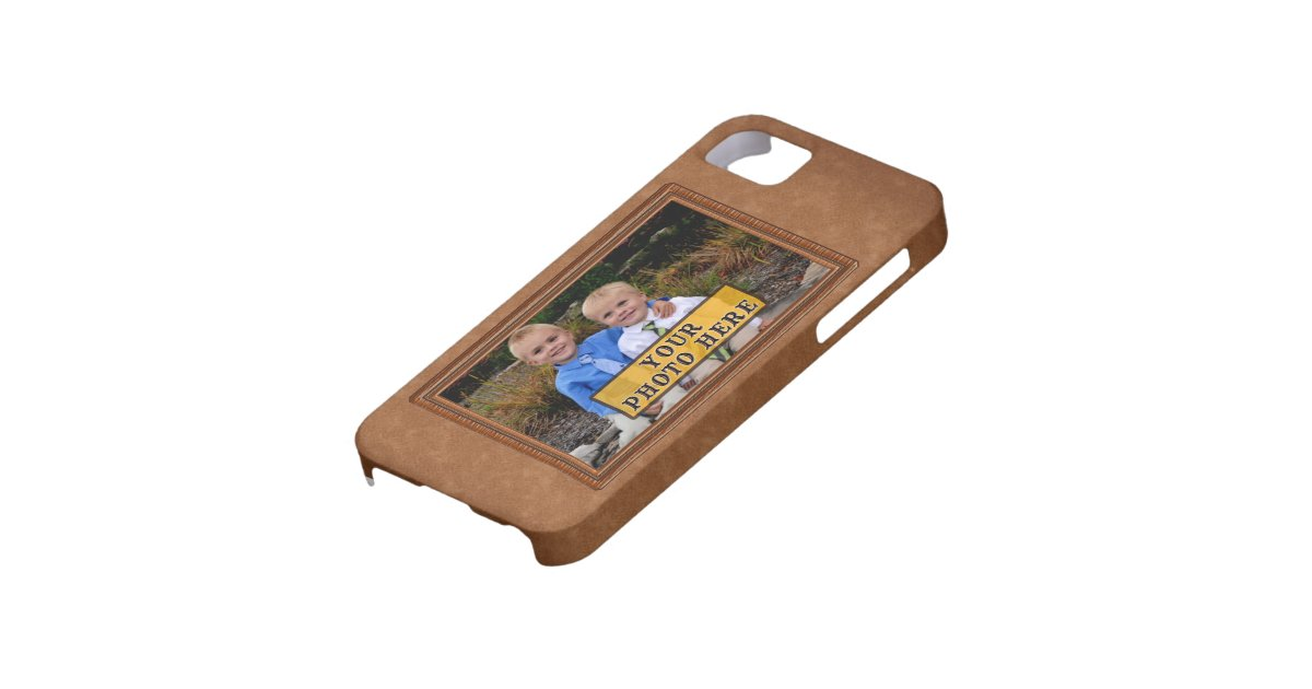 Customize iphone cases with photo iphone 5s 5 zazzle for How to customize your iphone case