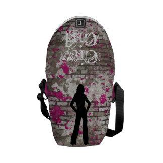 Customize It City Girl Mini Messenger Bag