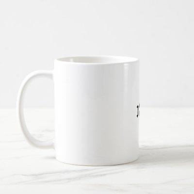 Customize It! Coffee Mug