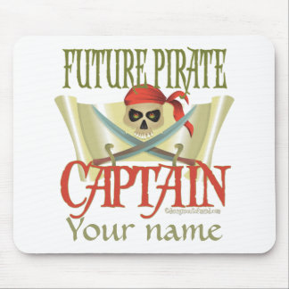 CUSTOMIZE IT! Future Pirate Mouse Pads