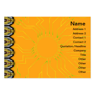 Customize It! Large Business Card