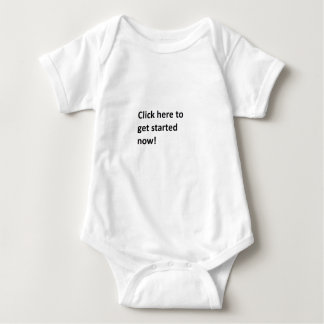 Customize It! make it yours! Start here Baby Bodysuit