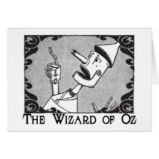 Customize It!  The Tin Man Card