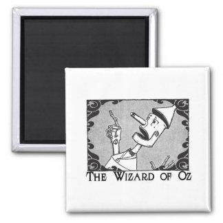 Customize It!  The Tin Man Magnet