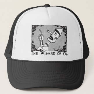 Customize It!  The Tin Man Trucker Hat