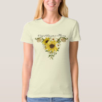 CUSTOMIZE IT! Wild Mountain Honey Ladies Fitted T T-Shirt