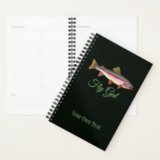 Customize It! Woman's Fly Fishing Planner
