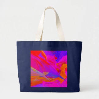 Customize Items, business, home, electronic, Large Tote Bag