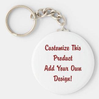 Customize Keyring / Keychain