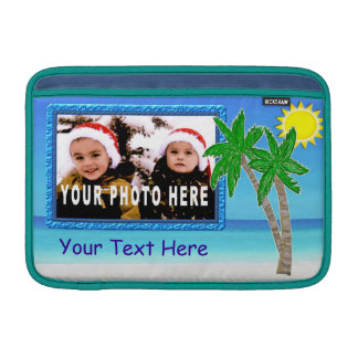 Customize MacBook Air Case with Front & Back Photo MacBook Sleeves