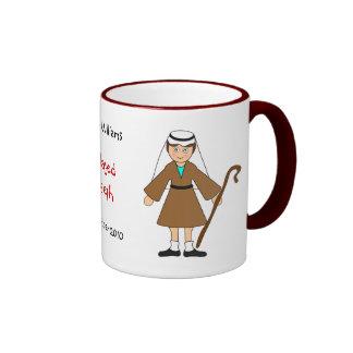 Customize Me -- Children s Nativity Joseph Coffee Mugs