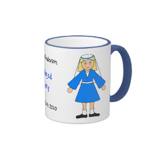 Customize Me -- Children s Nativity Mary Mug