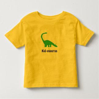 Customize Me! Kid-osaurus Toddler T-shirt