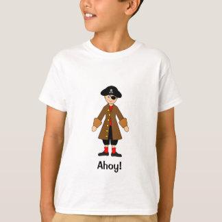 Customize Me -- Pirate Captain costume T-Shirt