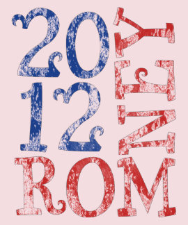 CUSTOMIZE - Mitt Romney 2012 T-shirts