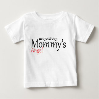 Customize mommy's angel infant t-shirt