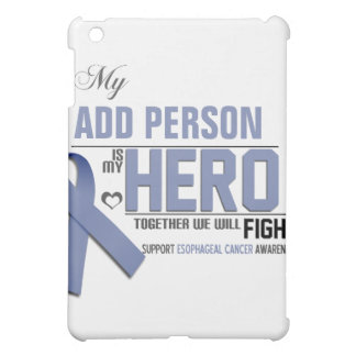 Customize MY HERO:  Esophageal Cancer iPad Mini Cases