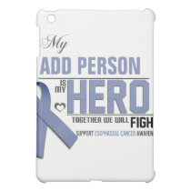 Customize MY HERO:  Esophageal Cancer iPad Mini Cover