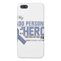Customize MY HERO:  Esophageal Cancer Case For iPhone SE/5/5s