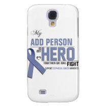 Customize MY HERO:  Esophageal Cancer Samsung S4 Case