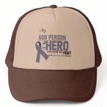 Customize MY HERO:  Esophageal Cancer Trucker Hat