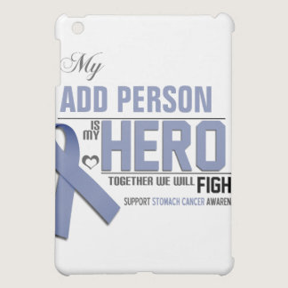 Customize MY HERO:  Stomach Cancer iPad Mini Case