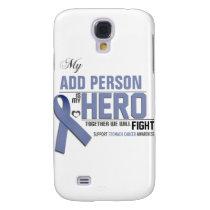 Customize MY HERO:  Stomach Cancer Samsung Galaxy S4 Case