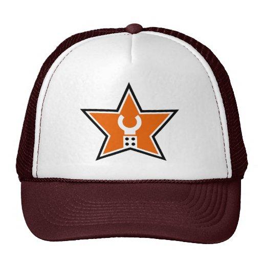 Customize My Minifig Business Logo Trucker Hats