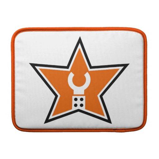 Customize My Minifig Logo MacBook Sleeve