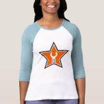 Customize My Minifig Star Logo Tshirt