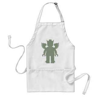 Customize My Minifig Winged Greek God 4.png Adult Apron