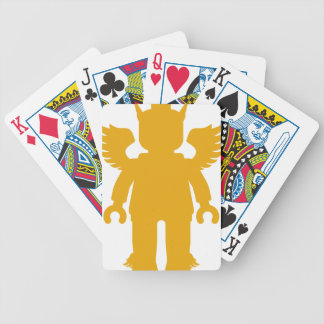 Customize My Minifig Winged Greek God Bicycle Playing Cards