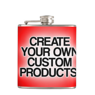 Customize / Personalize / Create your own Hip Flasks