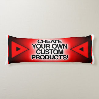 Customize / Personalize / Create your own Body Pillow
