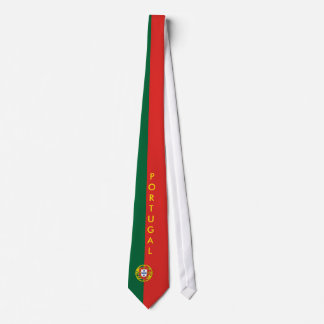 Customize Portugal Flag Tie