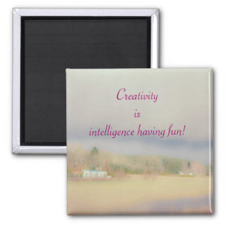 Customize Product 2 Inch Square Magnet