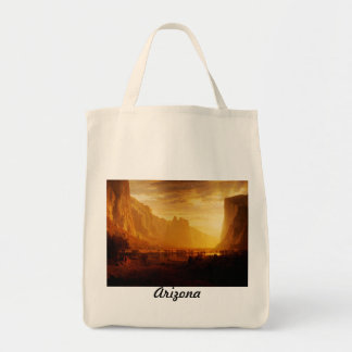 Customize Product Grocery Tote Bag