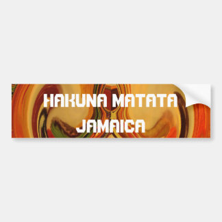 Customize Product Bumper Sticker