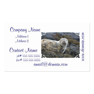 Customize Product Business Card